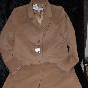 Liz Claiborne Tan Coat